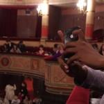 Concert coup de foudre du Palais royal à la Salle historique du premier conservatoire - novembre 2014 © Sylvain Pelly