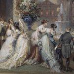 fete-officielle-au-palais-des-tuileries-pendant-exposition-universelle-de-1867-baron-henri-charles-antoine-1816-1885-chateau-de-compiegne-detail